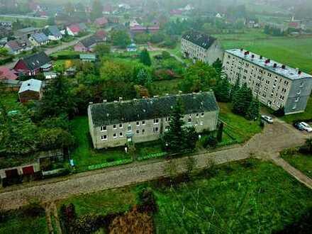 Mehrfamilienhaus mit 14 WE - leer stehend