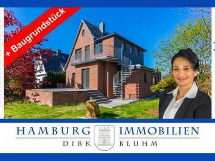 Keine Käufercourtage! Einfamilienhaus auf einem Traumgrundstück in 22399 Hamburg-Poppenbüttel