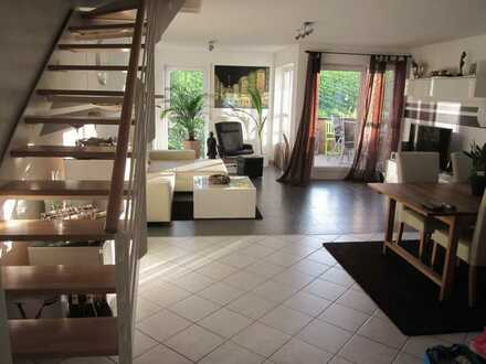 3,5 Zimmer Maisonette-Wohnung mit traumhaftem Blick in Sinzheim-Vormberg