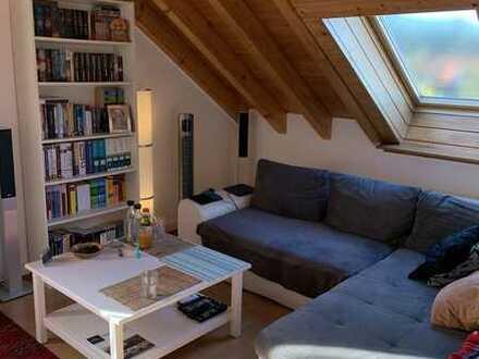 zum 01.12.20 bzw. früher, Schöne 3-Zimmer-Wohnung mit EBK und Balkon in Freiburg