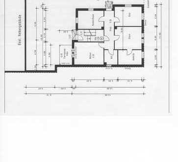 Schöne 4/5 Zimmer EG-Wohnung. Generalrenoviert-Erstbezug