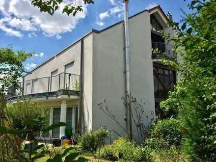 Stilvolles, lichtdurchflutetes Doppelhaus & Einliegerwhng., ruhige & zentrale Lage, Kernen i.R.