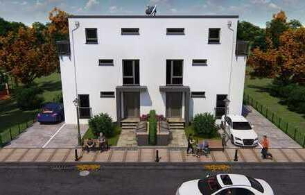 *Provisionsfrei* Bezugsfreier Maisonettewohntraum auf zwei Ebenen in Neubaugebiet