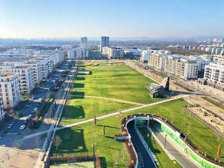 Erstbezug: Luxuriöse 4-Zi-Wohnung mit Concierge-Service im Europaviertel