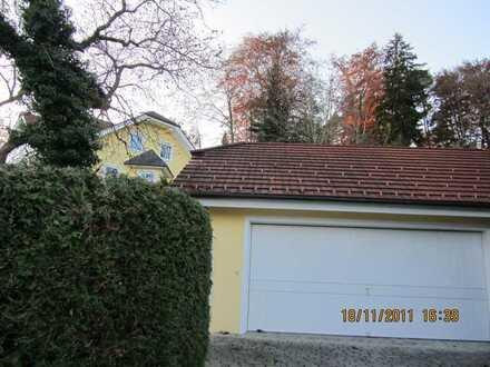 Sonnige Villa mit Blick auf den Starnberger See