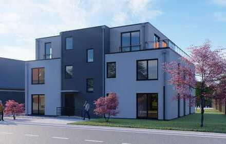 Penthousejuwel in Stadtlage von Bünde!