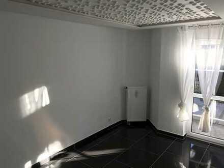Exklusive, modernisierte 2-Zimmer-EG-Wohnung mit Balkon und Einbauküche in Kirchdorf an der iller