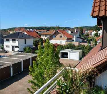 Schöne drei Zimmer Wohnung in Weisenheim am am Berg