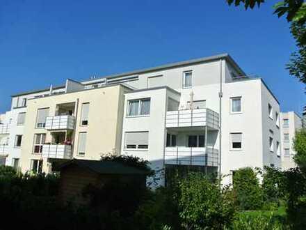 provisionsfreie 4,5 Zimmer-Penthousewohnung in zentrumsnaher Süd-West-Lage