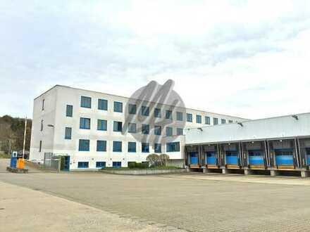 PROVISIONSFREI! Lager-/Logistik (4.240 qm) & Büro (370-1.250 qm) zu vermieten