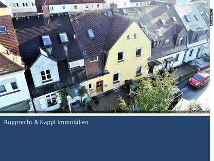 Gemütliches Reihenmittelhaus mit Garten und 4 Zimmer in Marktredwitz