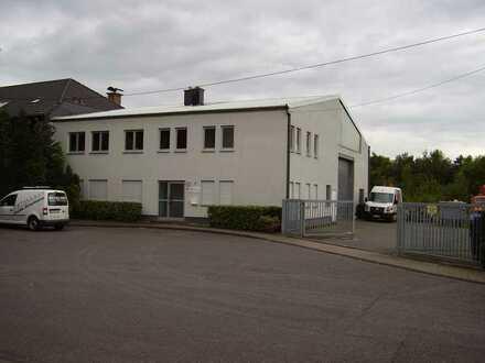 PROVISIONSFREI - Direkt vom Eigentümer - Gewerbehalle 270 qm + Büro 130 qm + Freifläche 800 qm