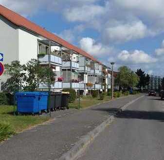Kleine 3-Zimmer-Wohnung im Grünen
