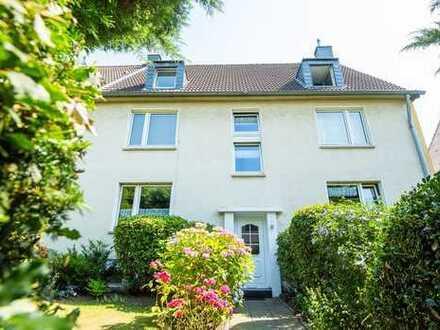 Solides 5-Familien-Wohnhaus Nähe Schloss Borbeck! Ideal für Selbstnutzer!