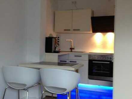 Schöne 1-Zimmer-Wohnung mit Einbauküche in Coburg