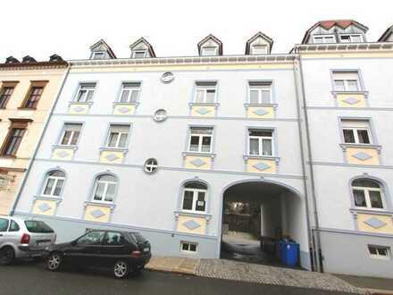 Zentrale 2-Zi.-Wohnung mit Balkon