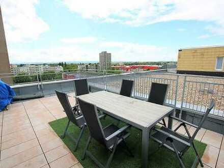 Exklusive Penthouse-Wohnung in Top-Lage von Hannover-Laatzen