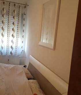 Stilvolle, sanierte 2,5-Zimmer-Wohnung mit Balkon und Einbauküche in Mannheim