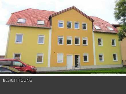 Erstbezug - Attraktive Dachgeschosswohnung, 2 Zimmer, Tageslichtbad und Balkon in Seehausen!