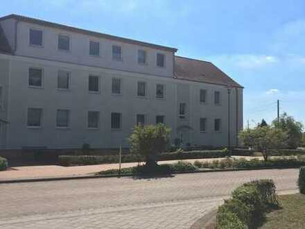 3 Zimmer Wohnung mit BALKON in Güsen inkl. TRESOR