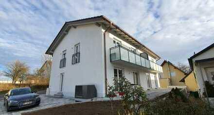 Neubau - Doppelhaushälfte in zentraler Lage in Mühldorf
