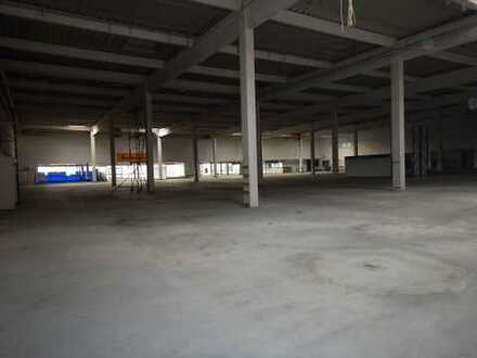 Lagerhalle (geeignet für Hochregale) für Logistik, Vertrieb oder Produktion