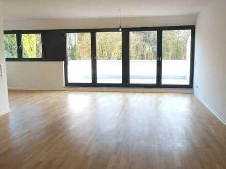 Erstbezug: exklusive 4-Zimmer-Maisonette-Wohnung mit Balkon in Münster