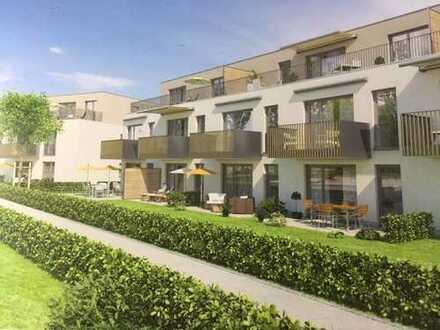 """""""Betreutes Wohnen"""" Schöne zwei Zimmer Erdgeschosswohnung mit Gartennutzung in Aichach-Nord"""