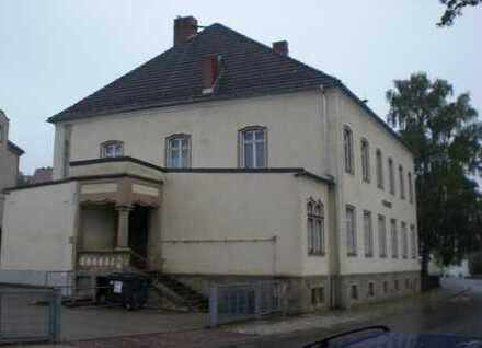 Historisches Postamt in Oederan