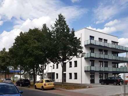 Erstbezug: exklusive 2-Zimmer-Wohnung mit Einbauküche und Balkon in Braunschweig
