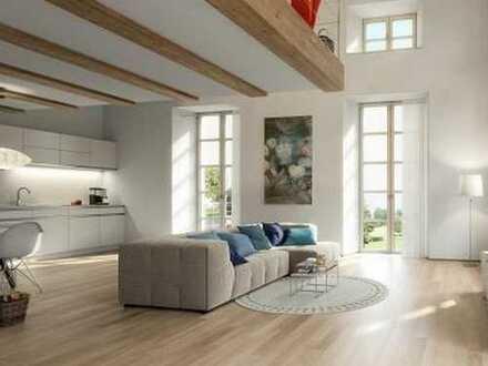 Anlage mit DMS-AfA: Wunderschöne 2-geschossige 4-Zi-Wohnung bei Nördlingen