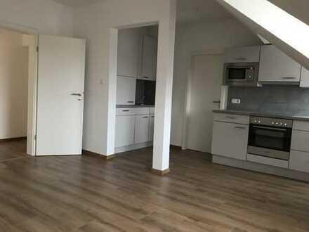 Tolle Dachgeschosswohnung mit Einbauküche in Hattingen-Mitte