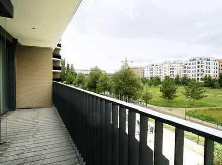 Erstklassiges Apartment mit Blick auf den Park. Erstbezug (#18)