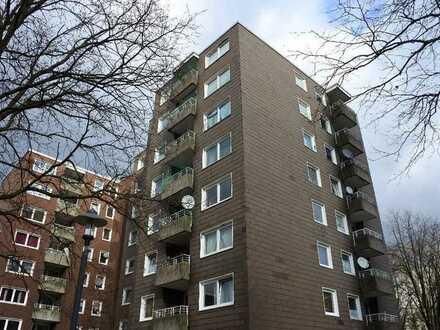 Modernisierungsbedürftige Eigentumswohnung mit 3 Zimmern, ca. 75 m² Wohnfläche und Balkon