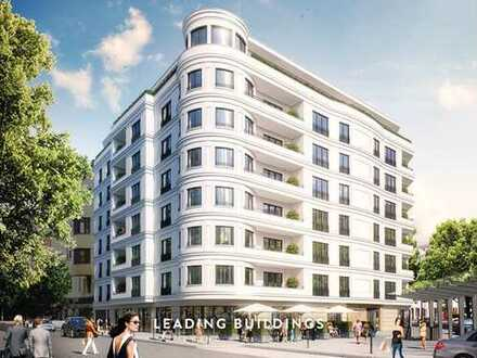 50 meters to the Kö - first occupancy with fitted kitchen in representative new building