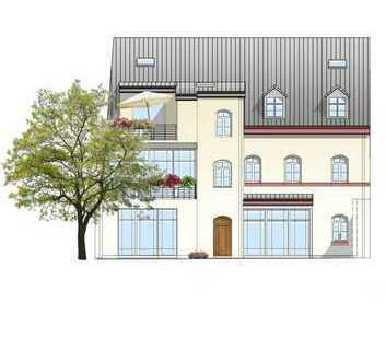 Erstbezug! - Luxus 2-R.-Whg. mit Wintergarten, Terrasse, Gartenanteil, Parkett, Fußbodenheizung etc.