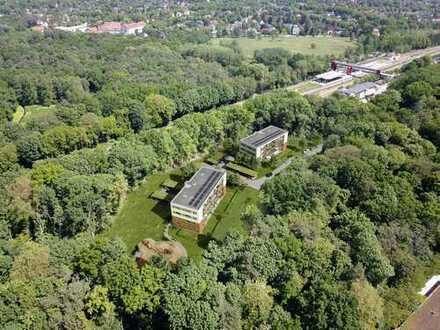 Komfortable 3-Zi.-Wohnung inmitten einer wunderschönen Waldfläche in Hoppegarten
