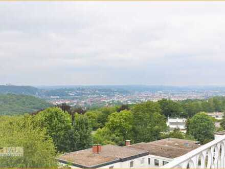 Großzügige ETW mit Panorama-Blick über Saarbrücken