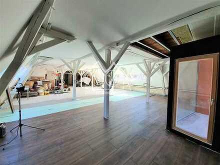 (Frei-)Raum für kreative Köpfe - Moderne Bürofläche in zentraler Lage von Lauf zur Miete