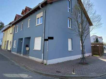 Gepflegtes REIHENENDHAUS mit idyllischem Garten & 2 Carports in 68782 Brühl