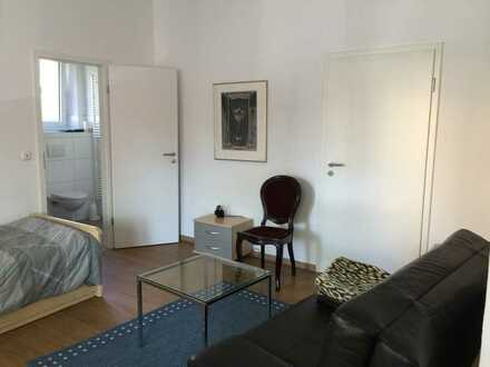 Studenten: Schönes Appartement möbliert ca. 30 qm