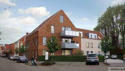 Nur 12 Minuten bis Münster - Barrierefreie Wohnung im Herzen von Telgte