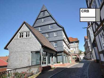 Frankenberger Altstadt - attraktives, zentral gelegenes Mehrfamilienhaus