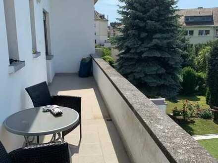 Gepflegte 3-Zimmer-Wohnung mit Balkon in Ludwigshafen am Rhein