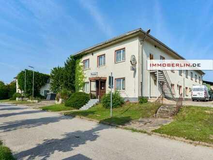 IMMOBERLIN.DE - 6 fach! Gewerbeimmobilie mit Pension, Restaurant, Tanzsaal u.a.m