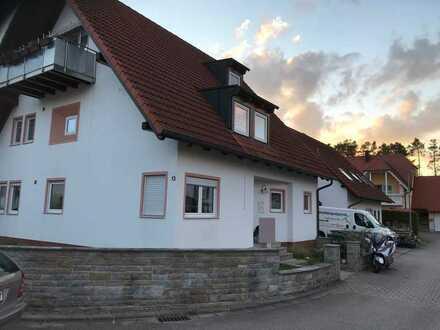 EG Wohnung Heideck Seiboldsmühle mit Garten Garage Stellplatz