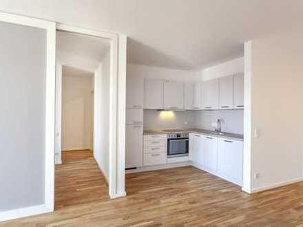 ERSTBEZUG Charmante Dachgeschosswohnung mit Klimaanlage, Vollbad, EBK, Balkon u.v.m.