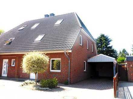 Elegante 5 Zimmer-Doppelhaushälfte in Stuhr-Brinkum