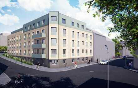 4-Zimmer-Wohnung im Neubau mit privatem Gartenanteil!
