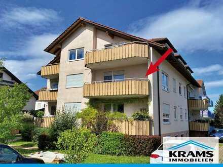 Schicke 3-Zi.-Wohnung in ruhiger Lage von Kirchentellinsfurt